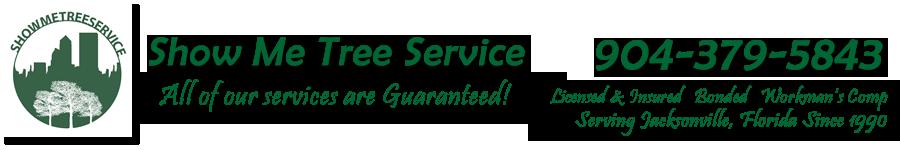 Tree Service Jacksonville FL | Show Me Tree Service